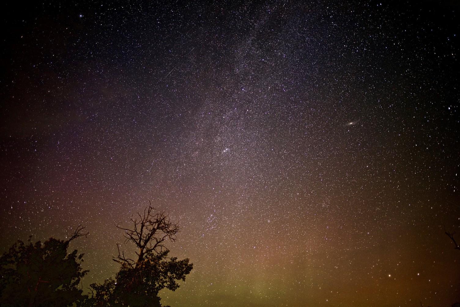 Cypress Hills Dark Sky Preserve